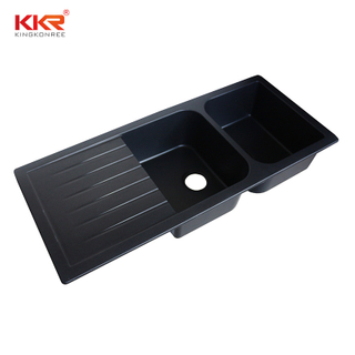 Quartz stone kitchen basin KKR-QS4519