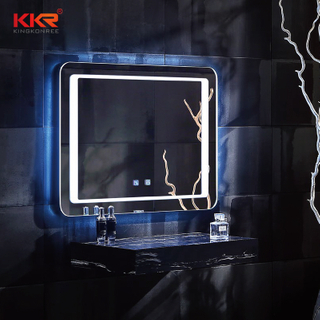 Bathroom Vanity Mirror With Led Light Match For High-end Design KKR-8020