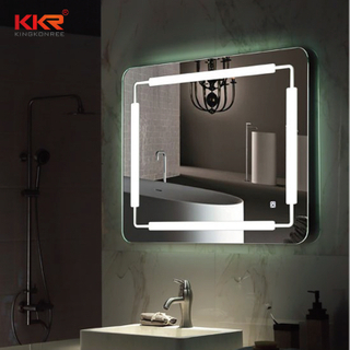 LED Sanitary Ware Defogg Bathroom Vanity Mirror KKR-8019