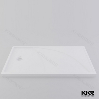 Solid Surface Rectangular Shower Tray KKR-T011