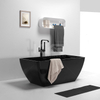 Modern design bathtub KKR-B062 Black