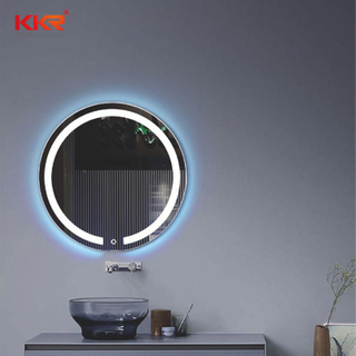 Newly Design Solid Surface Led Bathroom Vanity Mirror KKR-8015