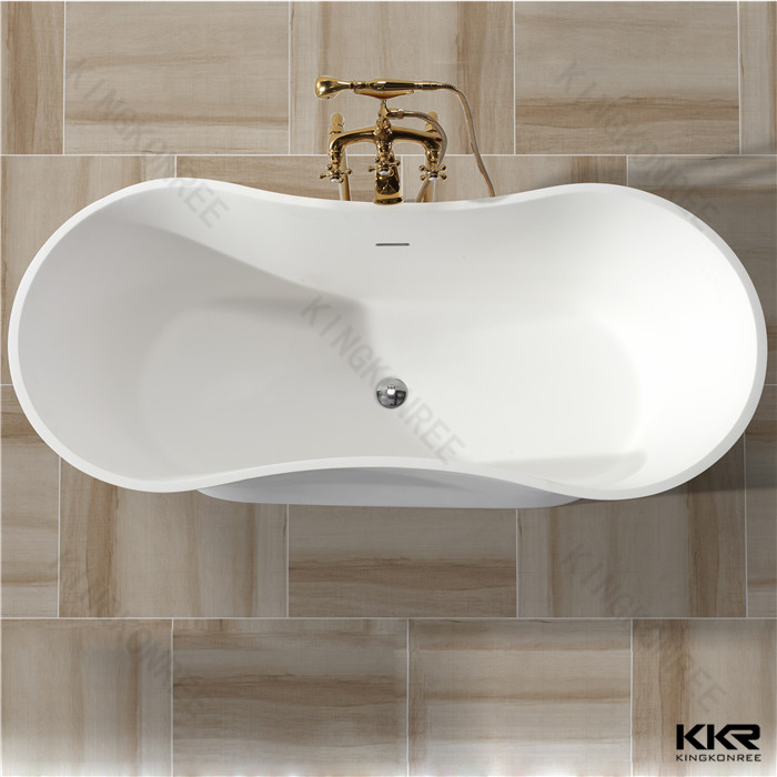 Solid Surface Freestanding Bath KKR-B045