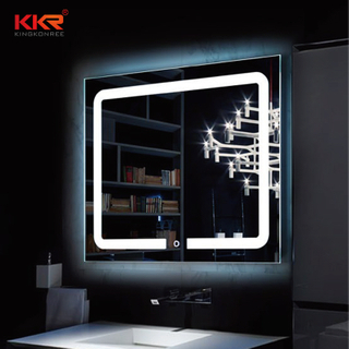 Bathroom Vanity Mirror With Led Light Match For High-end Design KKR-8023