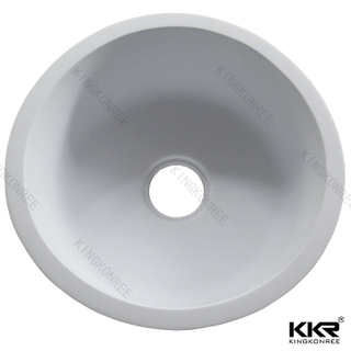 Round Kitchen Undermount Sink KKR-MT29