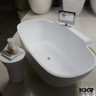 Bathtub with water proof TV KKR-B025-B