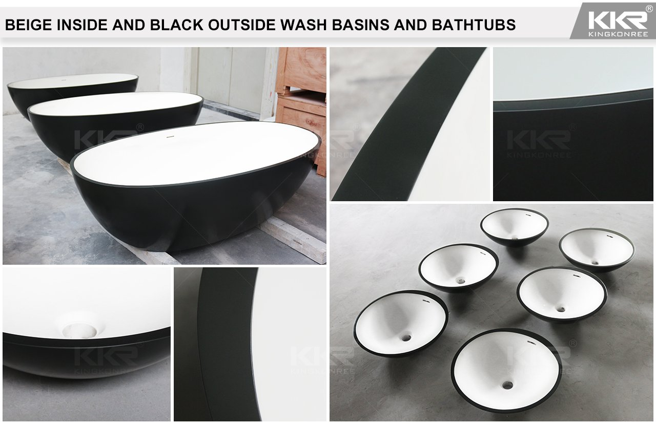 Acrylic solid surface bathtub an excellent choice for quality of life
